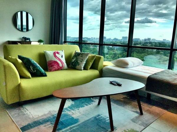 Serenity Forest view Opus Residency KL, Chinatown Kuala Lumpur