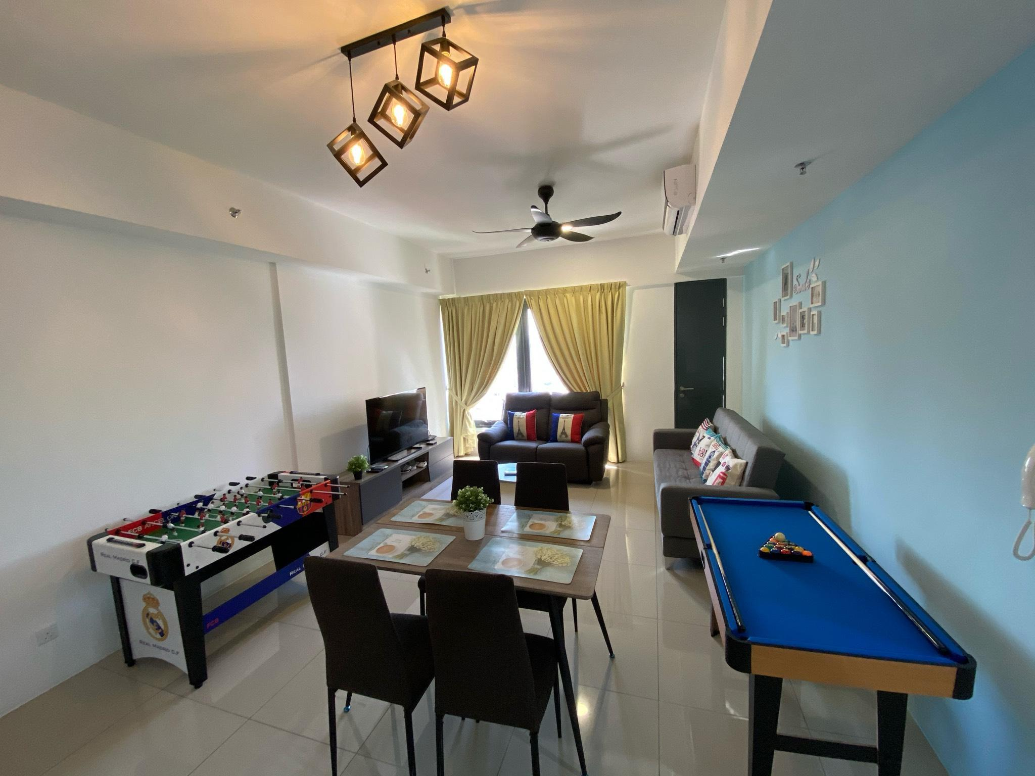 [SOCCERTABLE+SNOOKER]Georgetown Macalister12px3BR