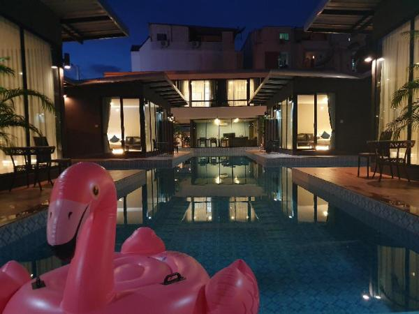 atSide Poolvilla Pattaya