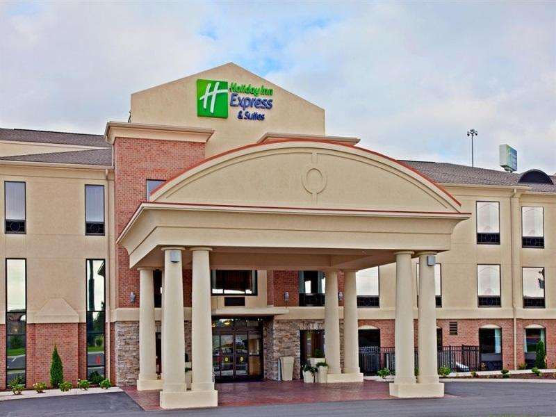 Holiday Inn Express Hotel And Suites Franklin