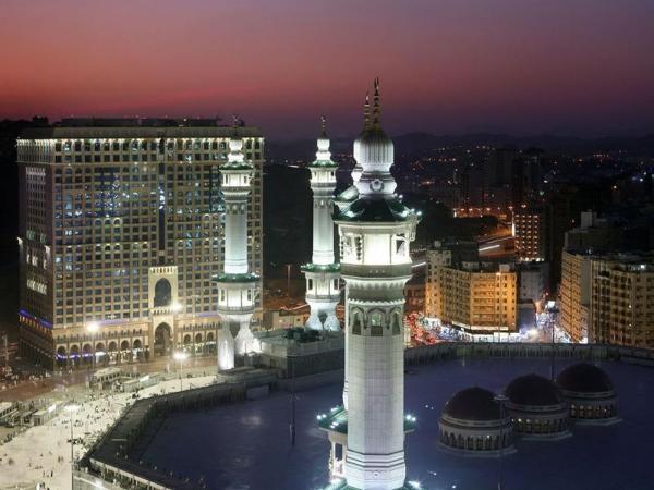Dar Al Tawhid Intercontinental Makkah Mecca