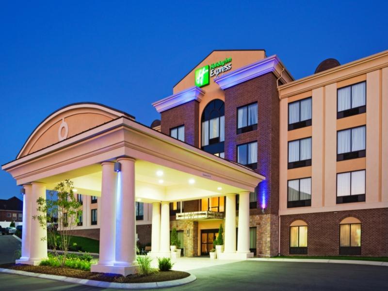Holiday Inn Express Hotel And Suites Smyrna Nashville Area