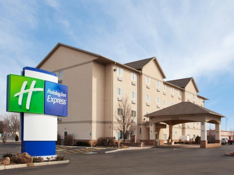 Holiday Inn Express Columbus   Ohio Expo Center