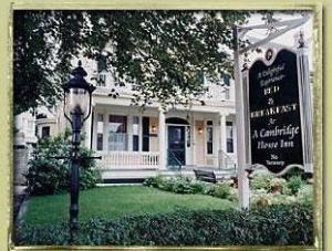 A Cambridge House Bed & Breakfast Inn