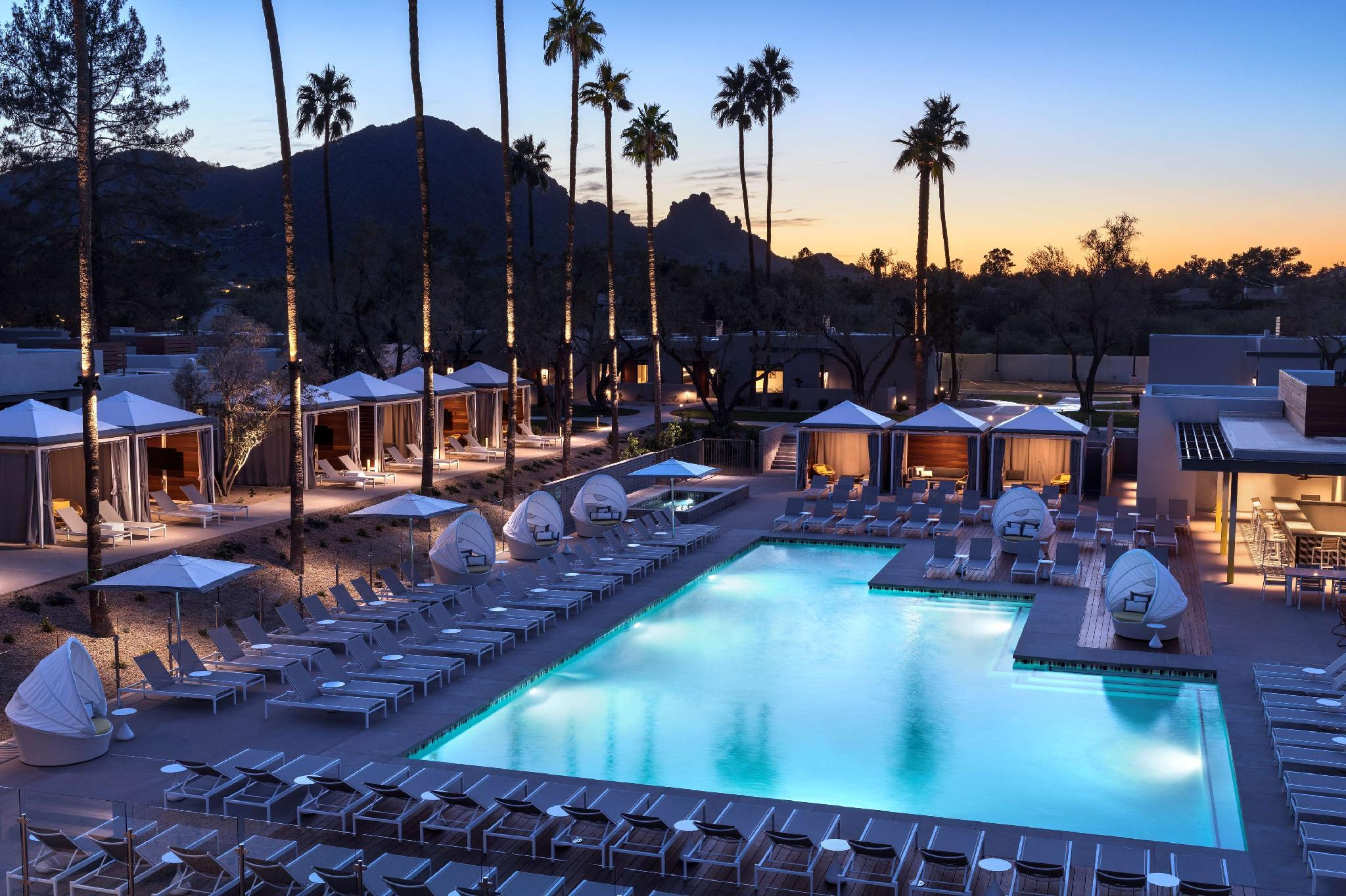 Andaz Scottsdale Resort And Bungalows � A Concept By Hyatt