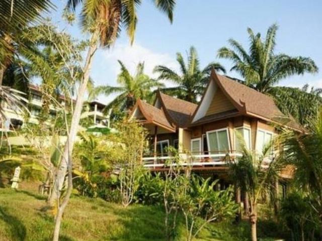 ปาล์ม พาราไดซ์ รีสอร์ท – Palm Paradise Resort