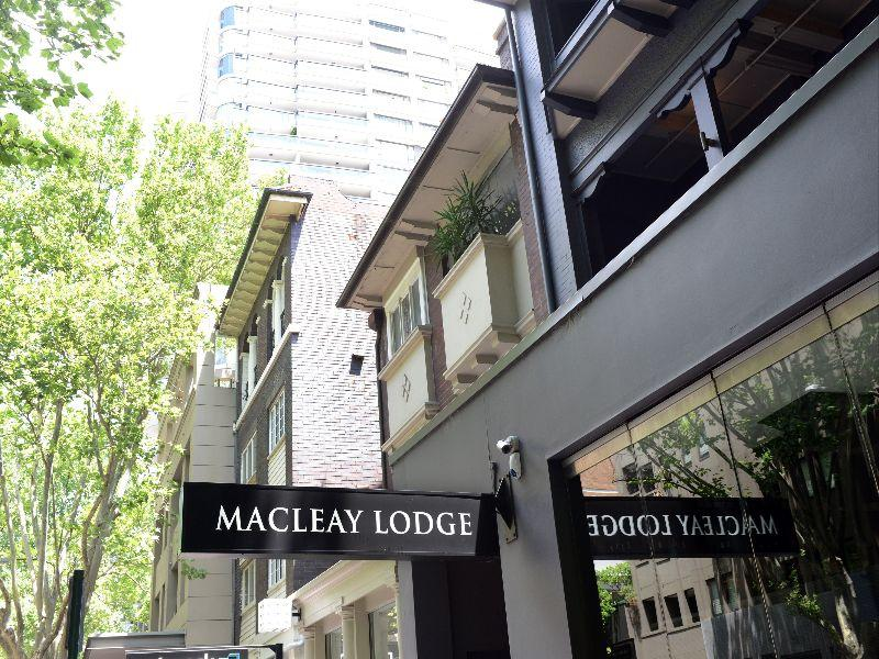 Price Macleay Lodge