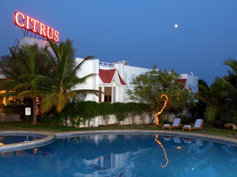 Citrus Sriperumbudur Hotel