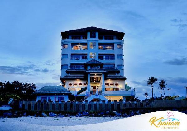 Khanom Golden Beach Hotel Khanom