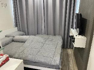 [バーンブアトーン]アパートメント(27m2)| 1ベッドルーム/1バスルーム Modern Condo,MRT Purple Line@Bang Ruk Yai Station