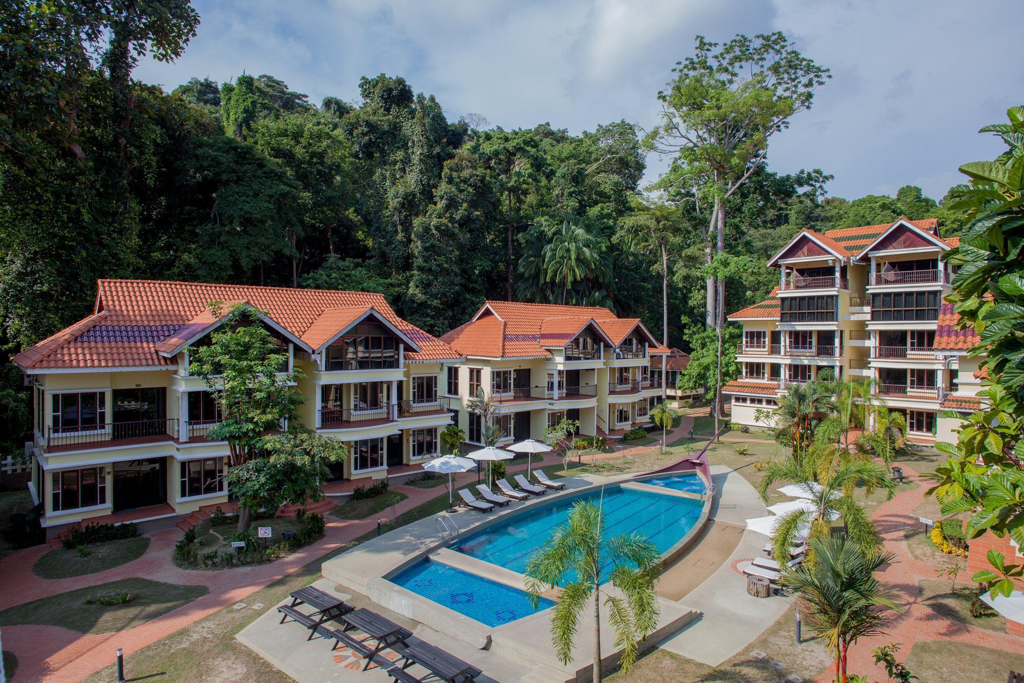 Anjungan Beach Resort