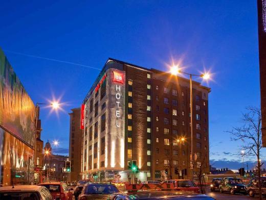 Ibis Belfast City Centre Hotel