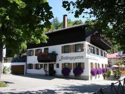 Hotel Restaurant Fruhlingsgarten