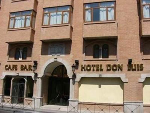 Hotel Don Luis Madrid