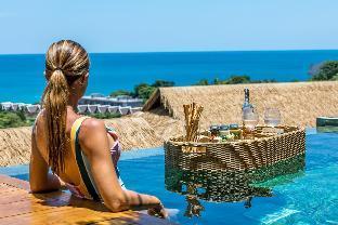 [ラマイ]ヴィラ(88m2)| 1ベッドルーム/1バスルーム Giorgio Luxury & Natural Cottage Pool and Sea View