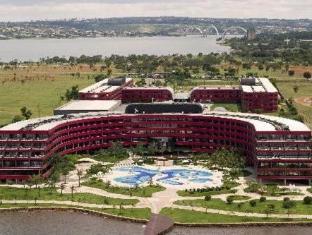 金色鬱金香巴西利亞阿爾沃拉達酒店