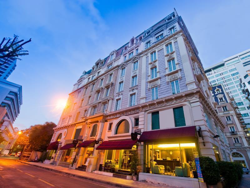 Kingston Suites Hotel Bangkok โรงแรมคิงส์ตัน สวีท กรุงเทพ