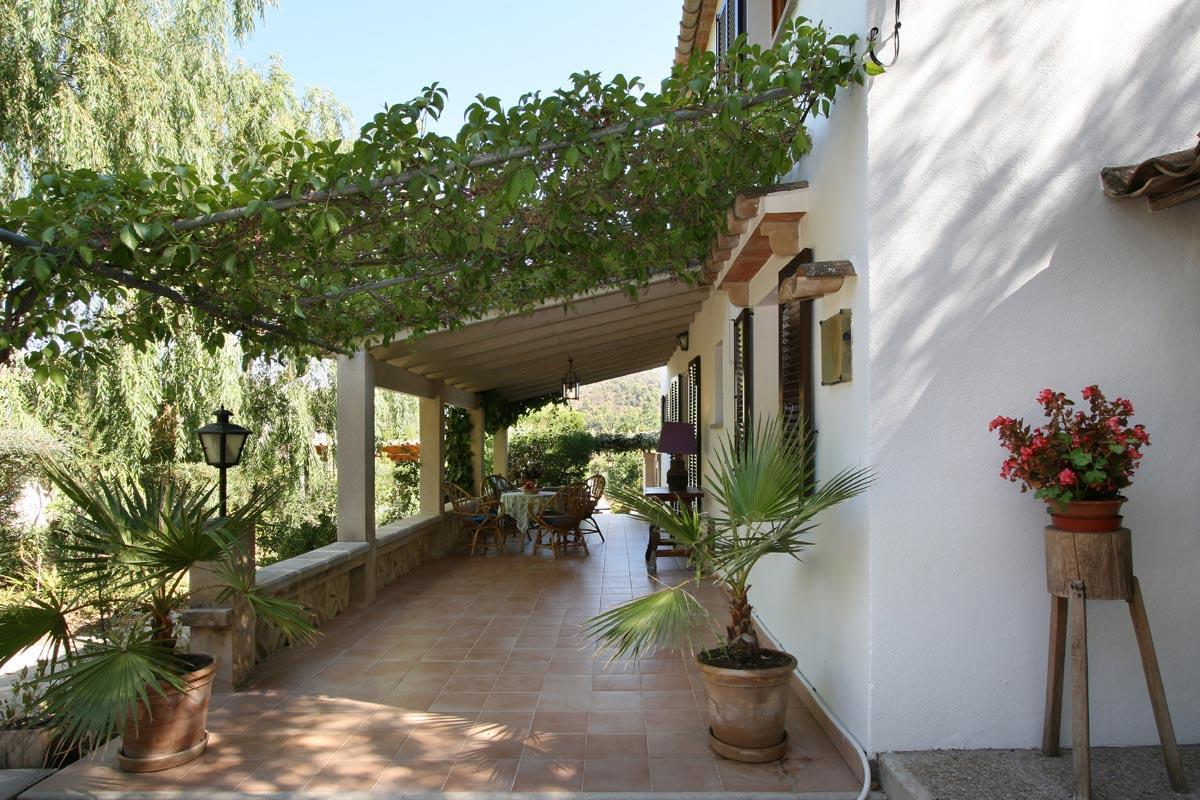 Holiday house for 4 persons, with swimming pool