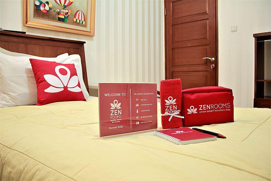 ZEN Rooms Setiabudi 9