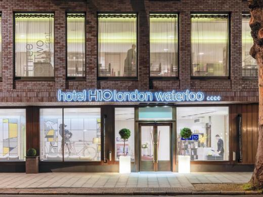 H10 London Waterloo Hotel