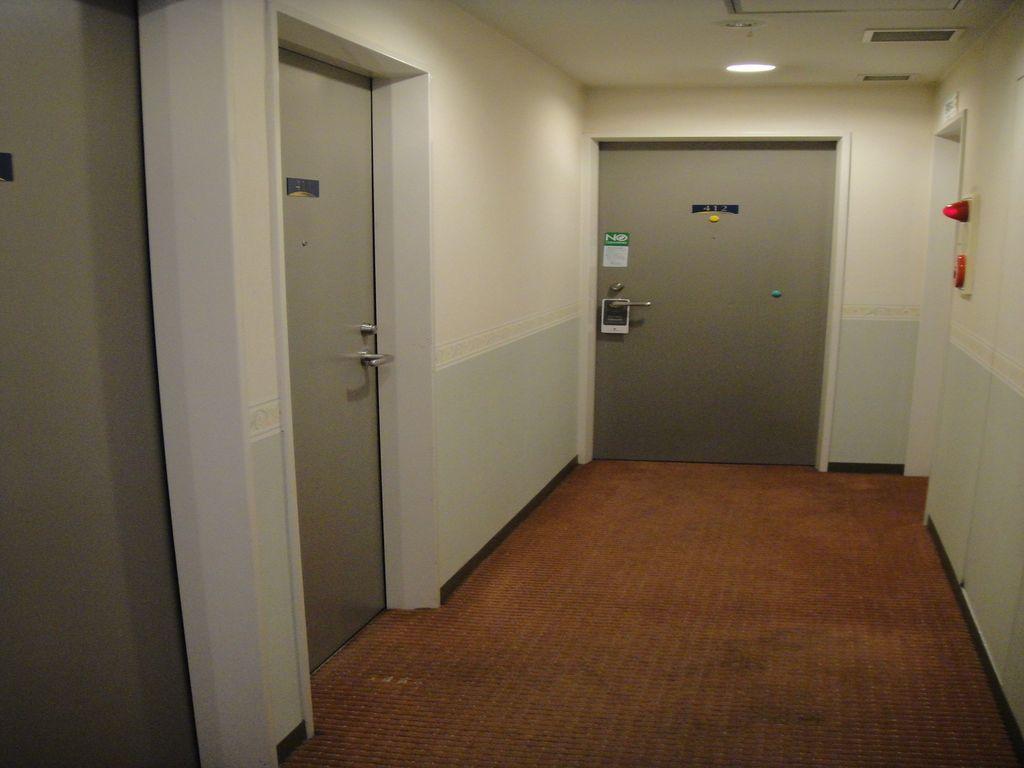 Hotel Sunroute Patio Omori