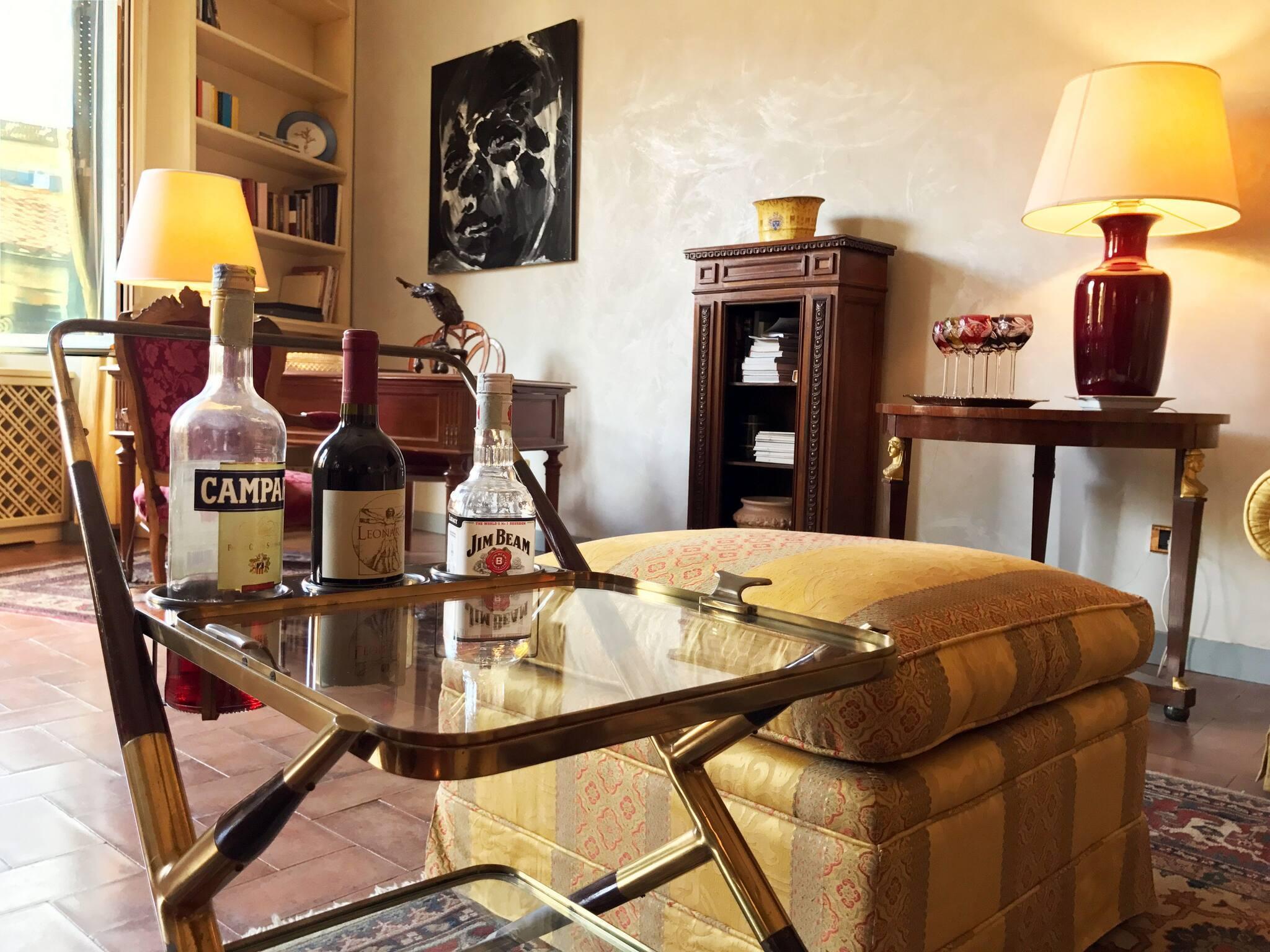 Luxury Apartment margana 21