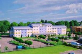 Hotel Roi Soleil Strasbourg Mundolsheim
