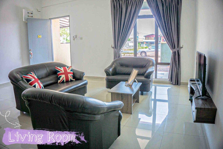 Convenient Home Stay at Pasir Penambang!