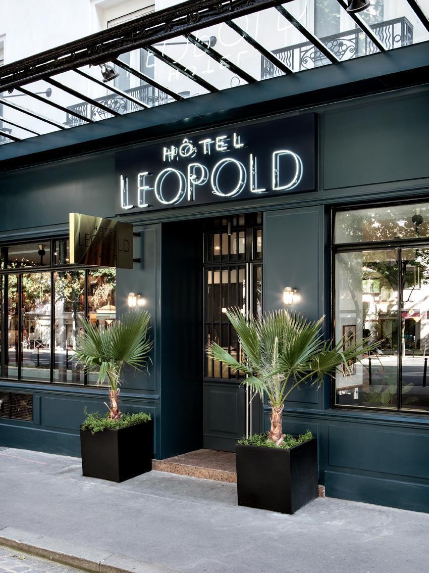 HOTEL LEOPOLD PARIS