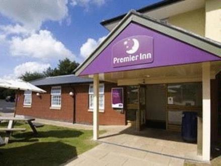 Premier Inn Shrewsbury North   Harmer Hill