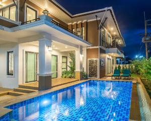 The sea aonang pool villa
