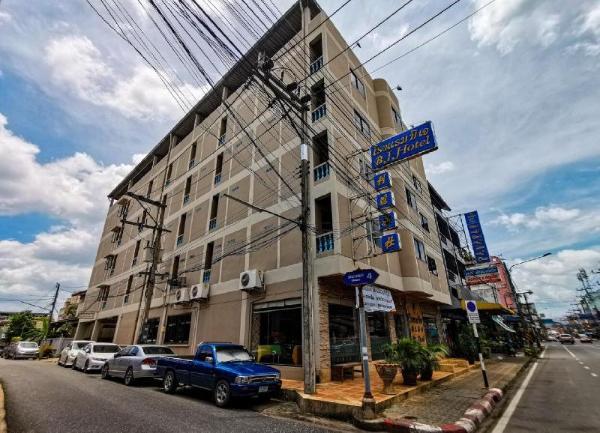 BJ Hotel Surat Thani