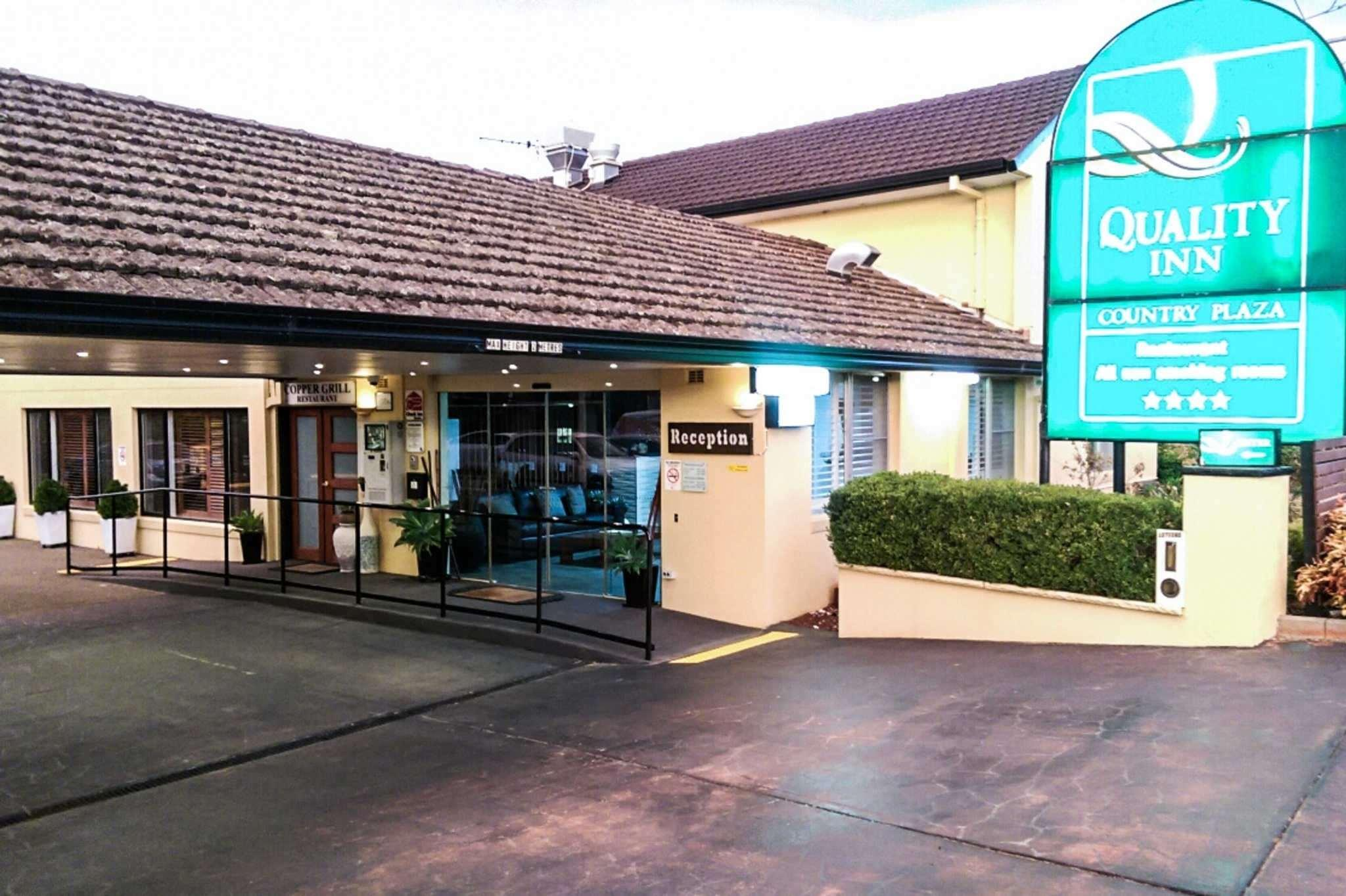 Quality Inn Country Plaza Queanbeyan Reviews