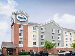 Suburban Extended Stay Northeast Hotel