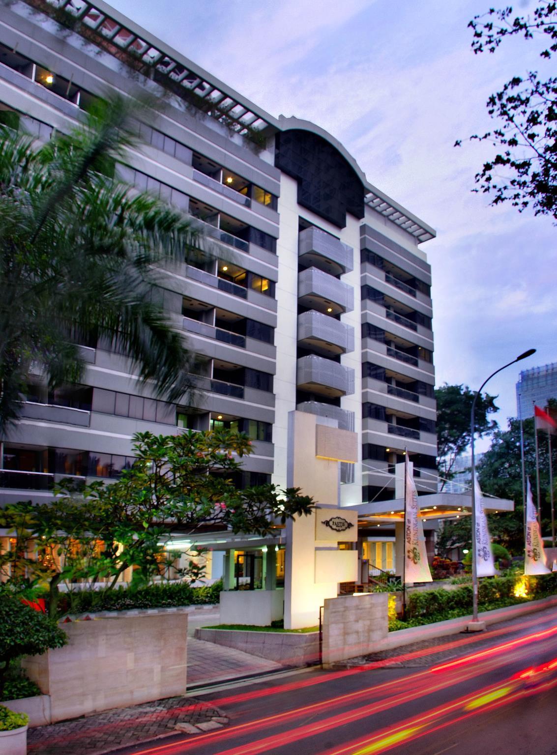 Alivio Suites Kuningan Aston At Kuningan Suites Hotel Kuningan Jakarta Indonesia