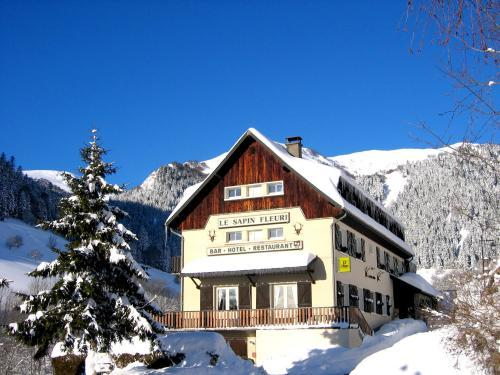 Hotel Restaurant Le Sapin Fleuri