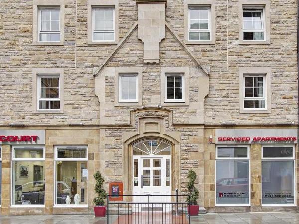Fountain Court Apartments - Grove Executive Edinburgh