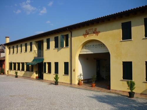 Sant'Andrea Agriturismo Con Cantina Martignago Vignaioli Asolo Prosecco Docg Wines