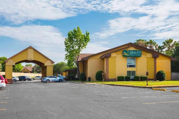 Quality Inn & Suites NRG Park - Medical Center Houston