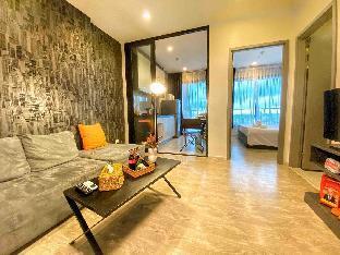 [パタヤ中心地]アパートメント(35m2)| 1ベッドルーム/1バスルーム Elevated Ocean/City View Apartment The Base 23F