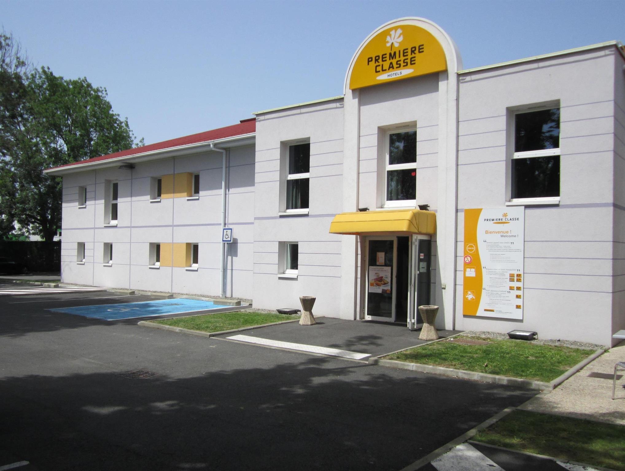 Premiere Classe Pau Bizanos Hotel