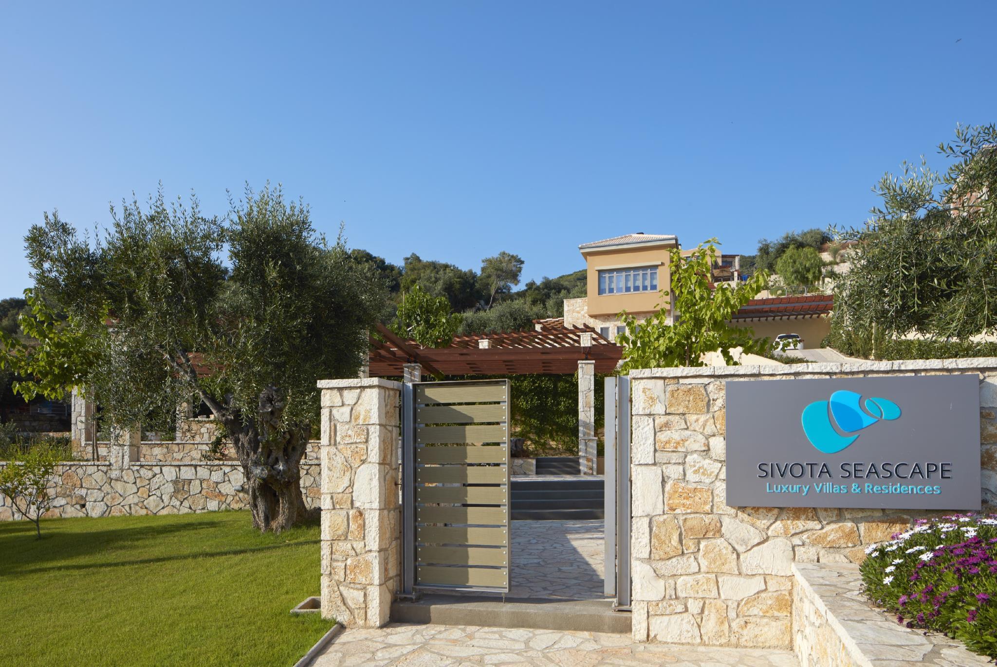 Sivota Seascape Luxury Villas And Residences