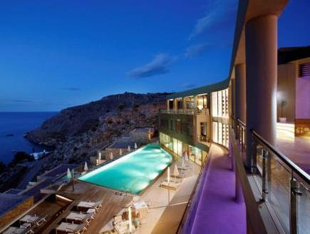 Lindos Blu Luxury Hotel Adults Only