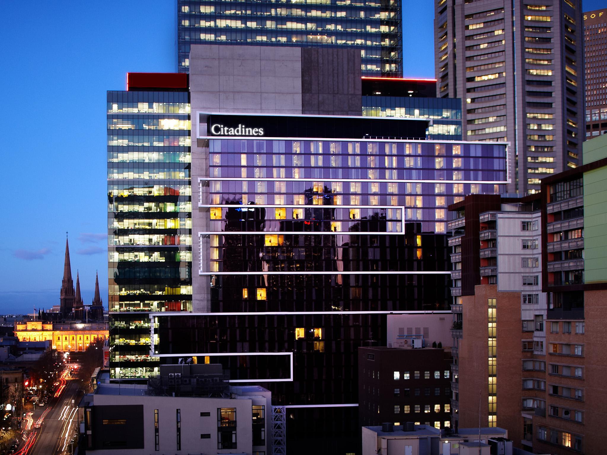 Citadines on Bourke Melbourne  Reviews