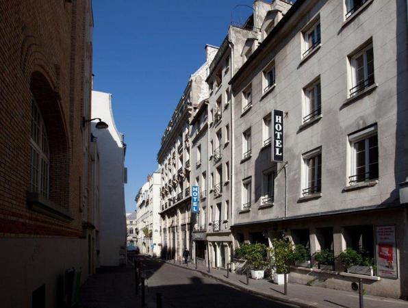 Hotel Sainte Marie Paris