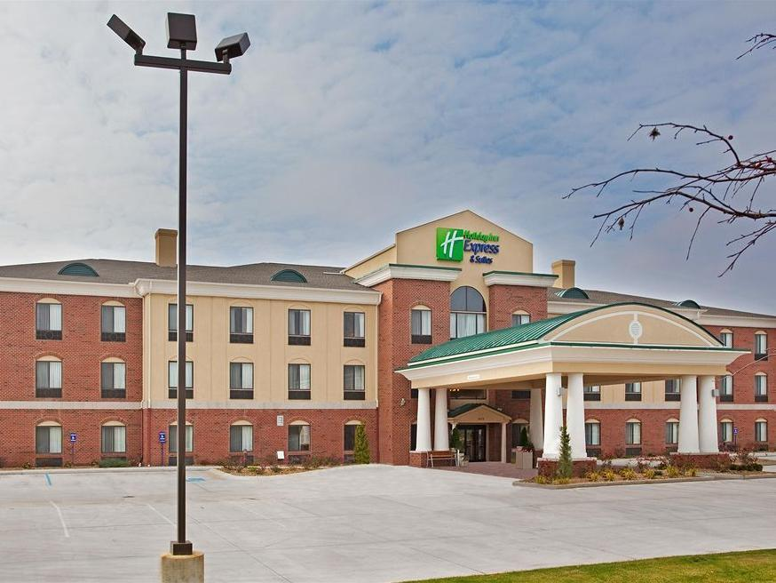 Holiday Inn Express Hotel And Suites Goshen