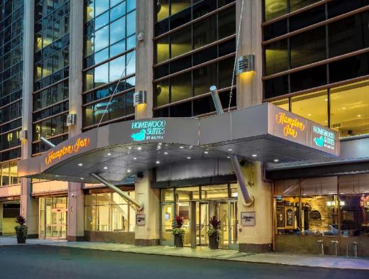 Hampton Inn Chicago Downtown Magnificent Mile