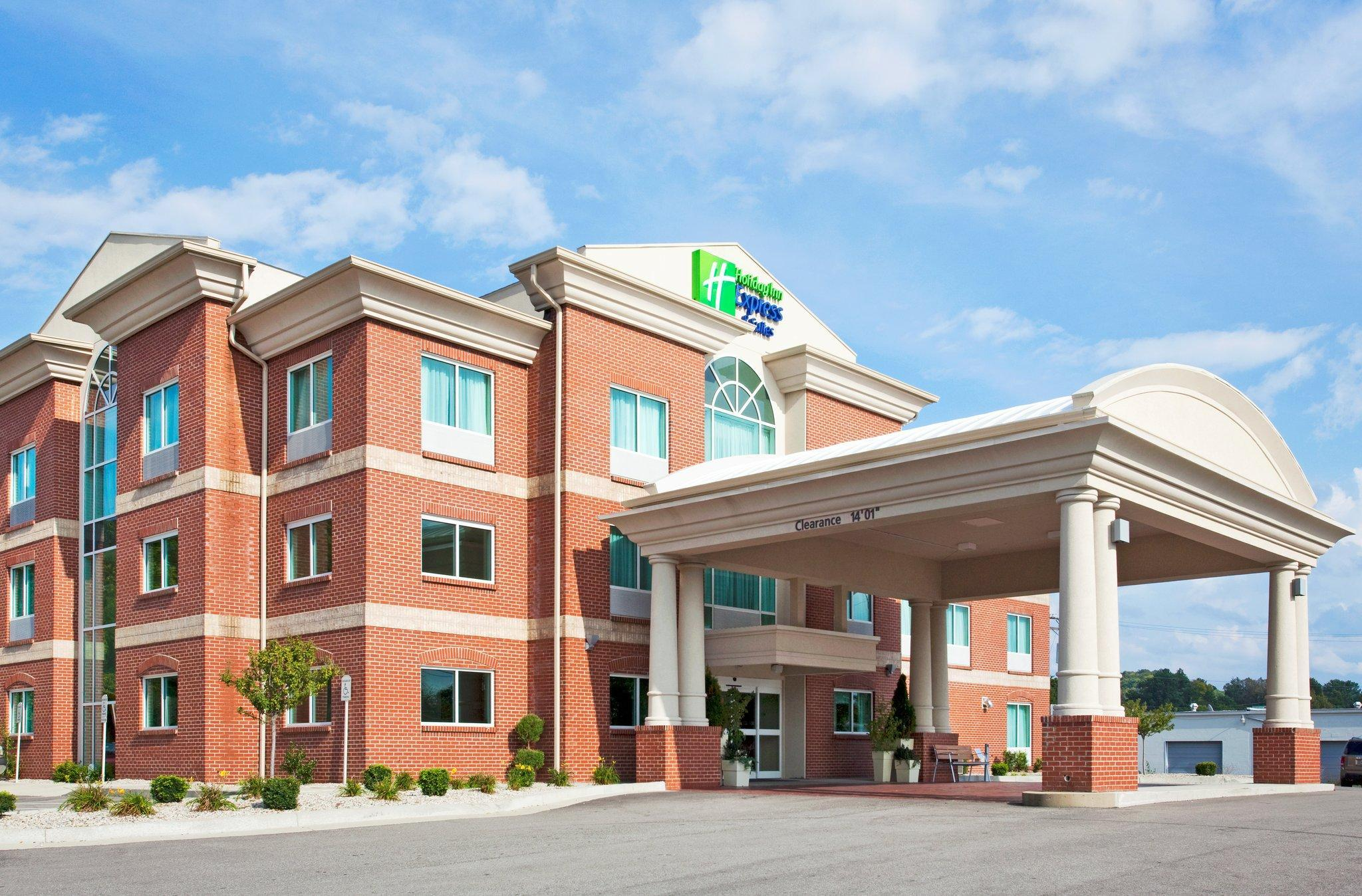 Holiday Inn Express Hotel And Suites Cincinnati Southeast Newport