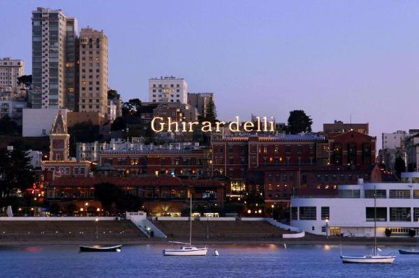 The Fairmont Heritage Place Ghirardelli Square San Francisco