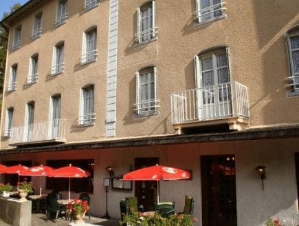 Logis Hotel De La Paix